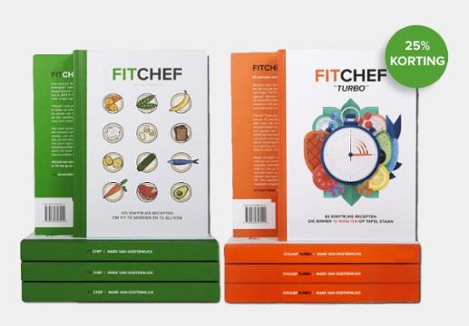 Gezond dieet en afvallen met FitChef